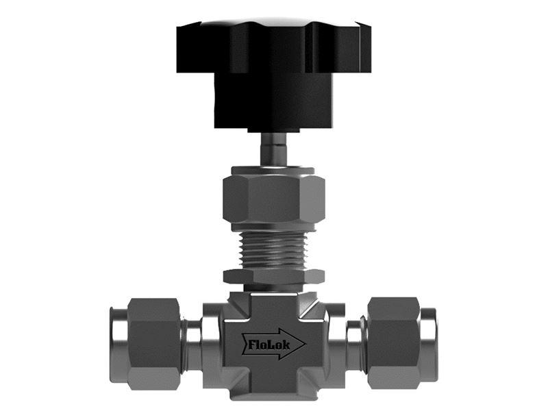 Part u straight metering valves on ssp corp