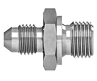 JIC BSPP male connector