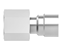 JIC swivel nut tube socket weld connector