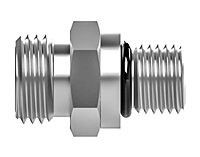 ORFS SAE male connector  - NavSea