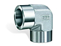 Stainless Steel Weld Elbow Fitting