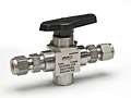 TB series stainless steel ball valves