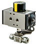 Actuated Balll Valve EB