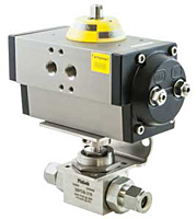 Actuated Ball Valve   FB Series